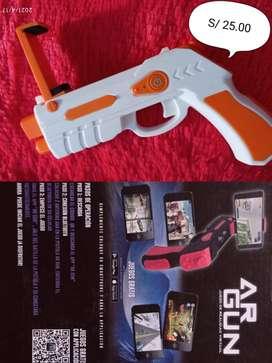 Pistola de realidad aumentada AR-GUN