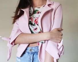 Ropa de verano para mujer, musculosas, top de encaje, blazer saco, pollera larga, short de lentejuelas