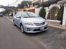 Toyota Corolla mecanica