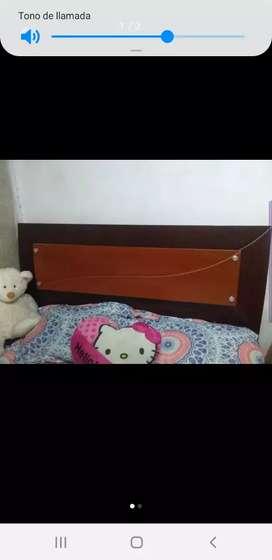 Venta cama doble