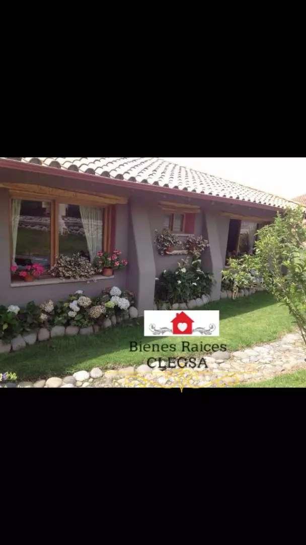 Rento o arriendo casa amoblada en Las Pencas 0