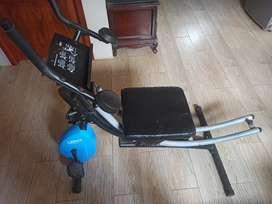 Ejercitador AB bike