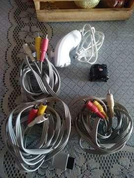 Accesorios para nintendo Wii