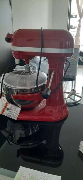 Vendo batidora KitchenAid profesional 600 series mixer