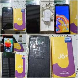 Vendo Samsung j6 Plus 10/10 en Excelente estado