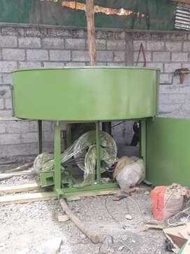 Se fabrican mezcladora para bloquera un quintal