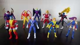 Lote X Men Marvel Iron Man Star Wa
