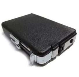 Encendedor Integral recargable con Dispensador Metalico