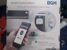BGH SMART CONTROL se va a 850