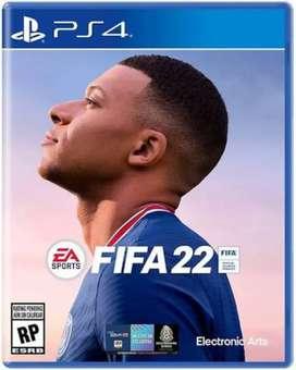 2(ria) Fifa 22 Standart Edition ps4