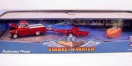 1998 Hot Wheels Smoke N Water Collectabl