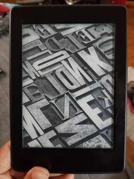 """Kindle Paperwhite 300ppi, pantalla de 6"""", con luz propia, wifi"""