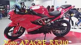 MOTO TVS APACHE  RR310  OFERTA CHIMASA.S.A.