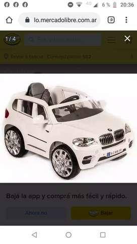 Camioneta BMW X5 a bateria