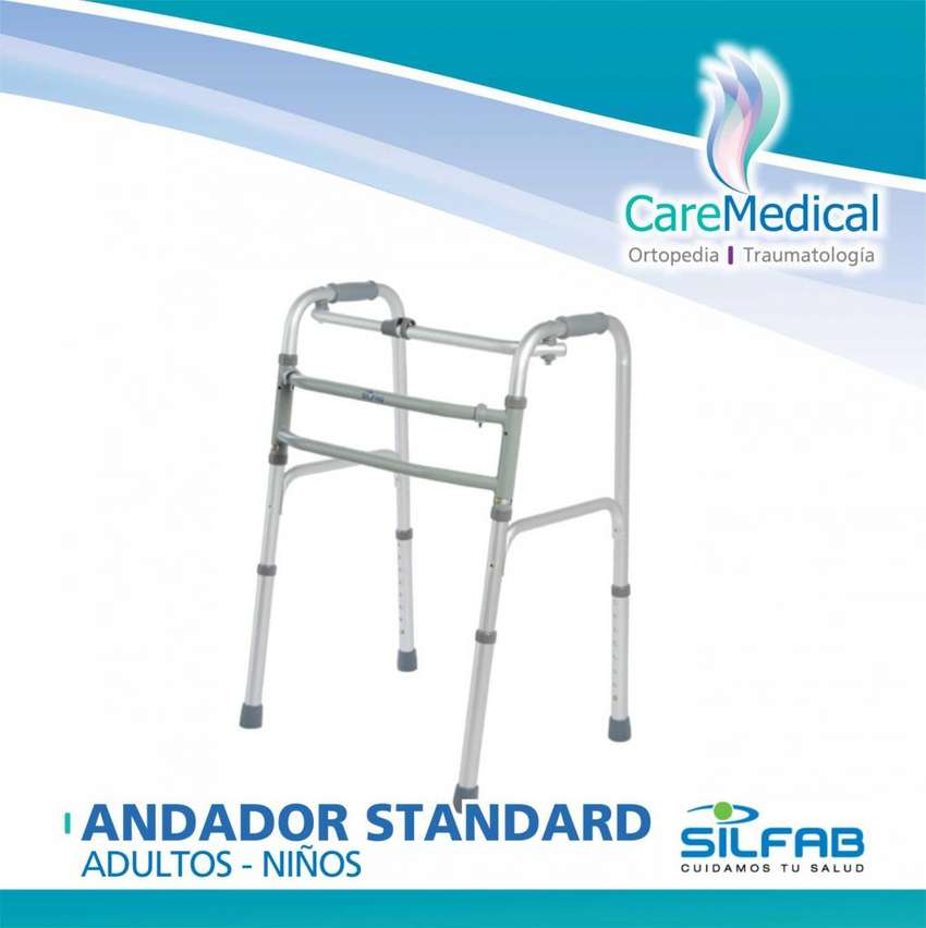 Andador Adultos Standard Silfab - Ortopedia Care Medical 0