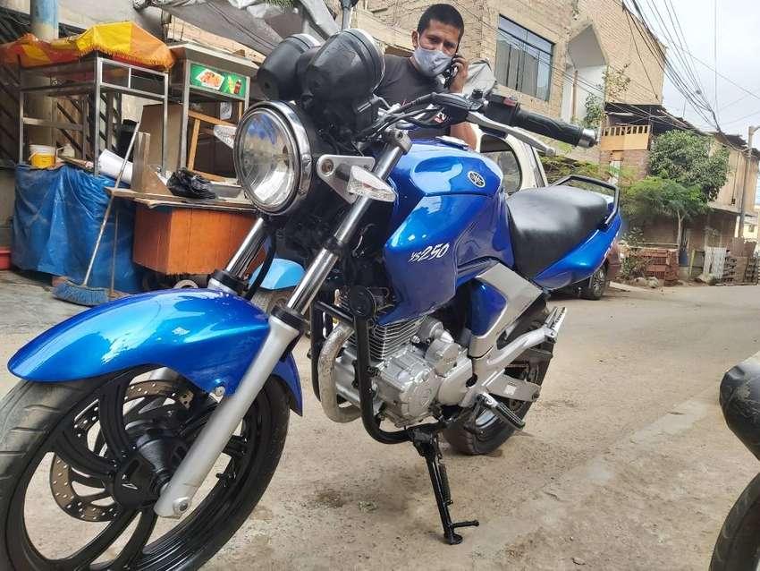Yamaha fazer 250 0
