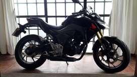 OPORTUNIDAD ÚNICA Honda CB190r INMACULADA