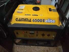 Vendo generador Gamma E6500