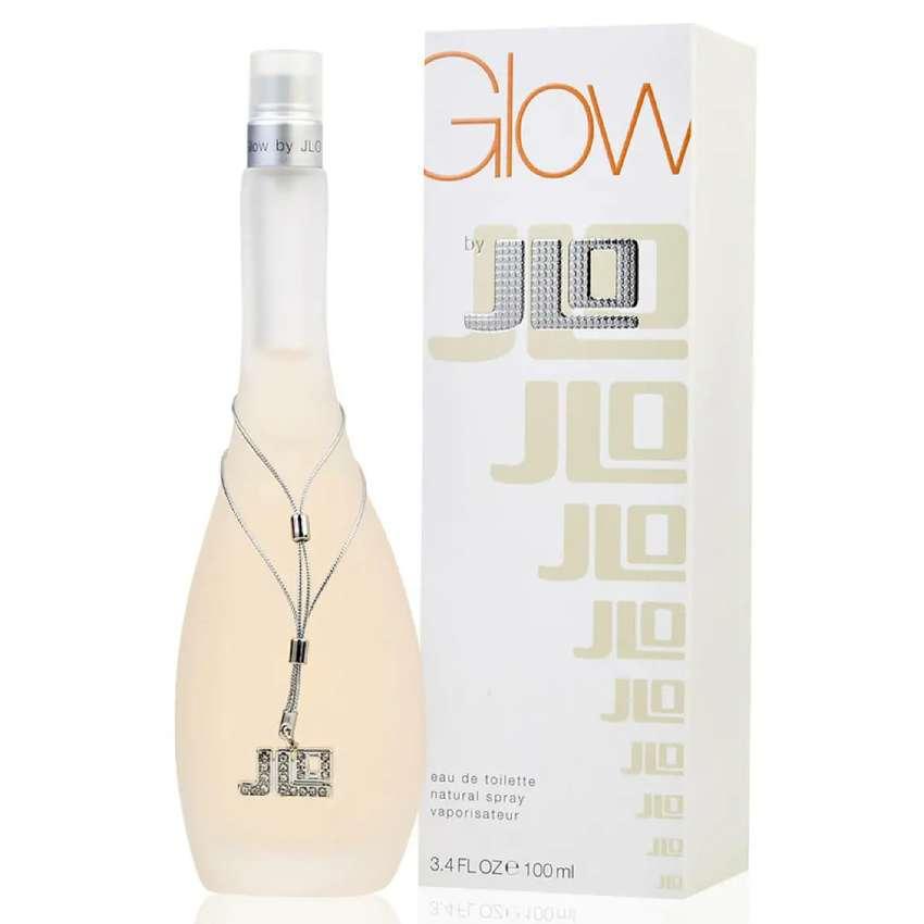 Perfume Glow de Jennifer lopez.