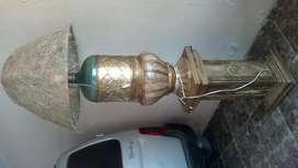 Lámpara cien por ciento artesanal