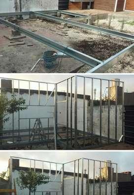 Cubo Construcciones en Seco Y Yeso