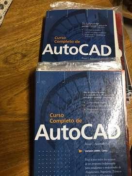 Curso completo de Autocad.