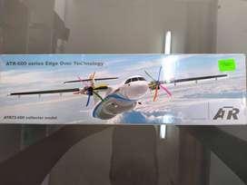 1/100 Avion Atr 72 600 Tanque Barco Auto Mirage Diecast