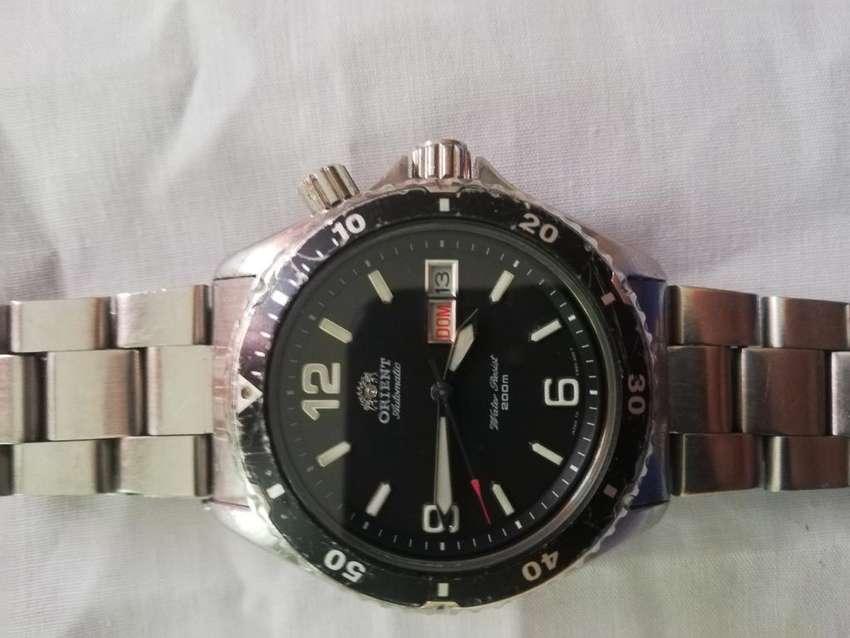 Reloj Orient Diver 0