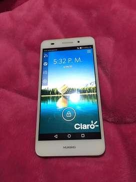 Venta de celular Huawei y6