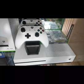 Xbox one slim 1 tera