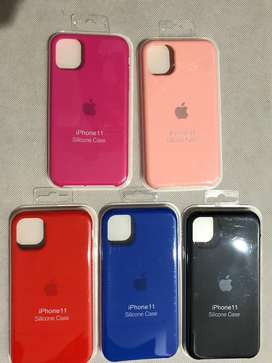 Forros para celular silicone case