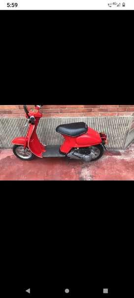 Honda tacti
