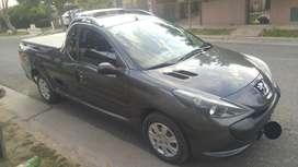 Peugeot Hoggar Xs 1.6 2014 Gnc 5ta