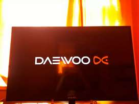Tv daewoo LED