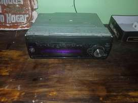 Vendo radio para carro marca kenwood