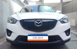 Mazda Cx5 2015 Flamante