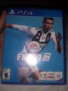 Juego ps4 FIFA19