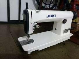 Máquina de coser plana japonesa original económica.