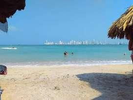 super pasadias a isla punta arena, tierra bomba