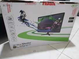 Monitor 144hz Acer gn246hl 24' Full HD 3D monito gamer 1Ms de respuesta