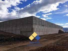 Construccion de Cerramientos Quito Prefabricados modulares de Hormigon Armado