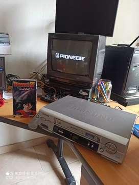 VHS Samsung funcional