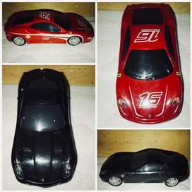 Coleccion Ferrari 1:38 Shell V-Power 120$ (NEGOCIABLES)
