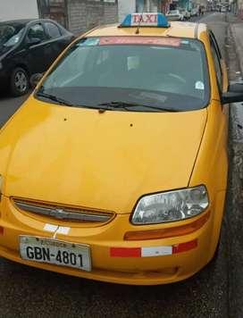 Venta De Taxi Aveo 2010 Full A/C