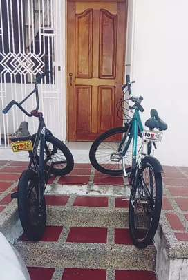 Placas bici