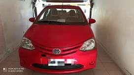 Se Vende Toyota Etios 1.5 M/T
