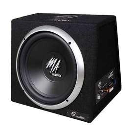 """MA Audio - 10"""" Subwoofer BOX 1000W"""