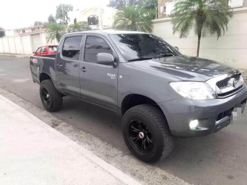 Toyota hilux 0