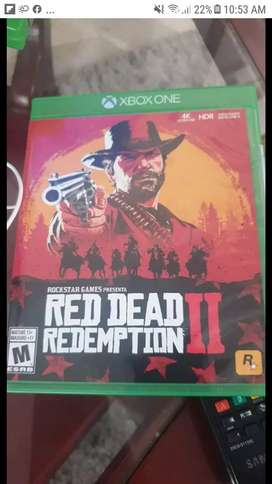 Red Read Redemption 2 vendo o cambio por Fifa 20
