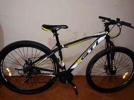 Bicicleta GTI... rin 29